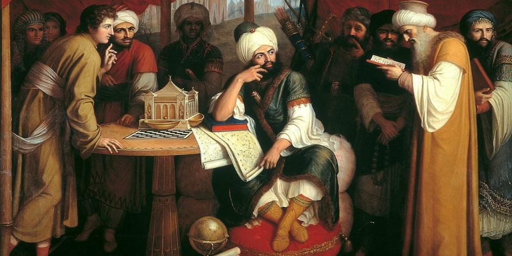 أثر الحضارة العربية الإسلامية في أوروبا وكشف العالم الجديد